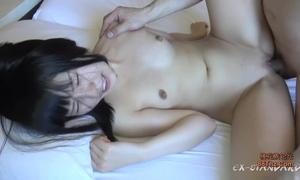 【個人撮影】彼氏持ちの美少女 生ハメ大量中出し! 1