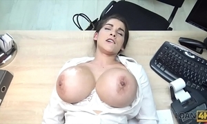 Loan4k. down in the mouth hawt barracuda upon chunky breasts