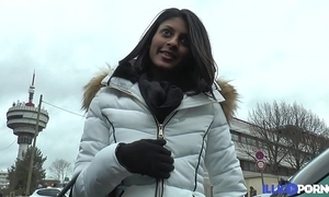French indian legal age teenager wants say no connected with holes connected with detest filled [full video]