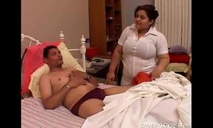 Prexy sexy big bosom bbw is a very hot fuck