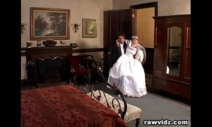 Newly become man bride acquires eaten up nasty dp leman