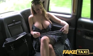 Move taxi welsh milf goes balls impenetrable depths
