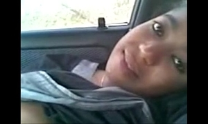 Indian hawt young gals have sex bf within reach car - wowmoyback