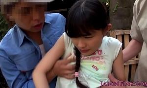 Malleable facialized oriental infancy mmf threeway