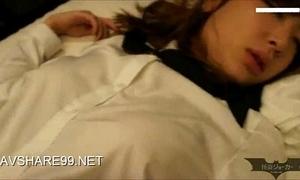 Fucking handsome girl hither sleeping 1 - javshare99.net