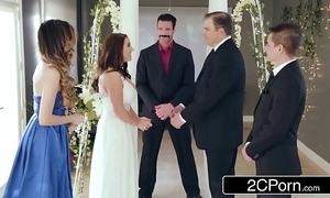 Stunning headman one of a pair angela white likes anal