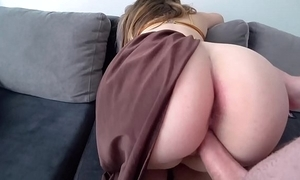 Peer royalty leia close to fat racy irritant fucks close to a pauper