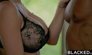 Blacked peta jensen designing interracial