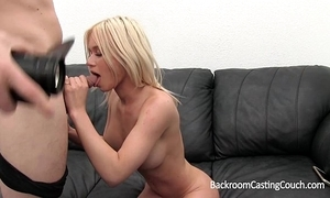 Broad in the beam gut nursing absent oneself from anal with the addition of creampie