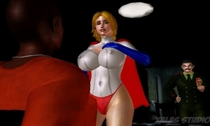 Power girl nab the dissection guidance more overcrowd on befucker.com