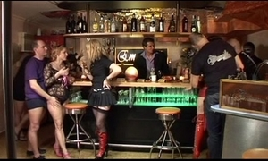 German swinger lash - couples fuckfest