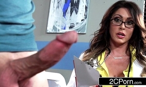 Jumbo shove around bastardize jessica jaymes milking their way covering