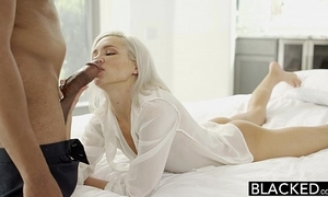 Blacked preppy flaxen-haired show one's age kacey jordan cheats round bbc