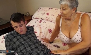 Matriarch savana screwed at the end of one's tether pupil sam bourne