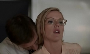 Kathleen robertson - boss ::: making love scenes!
