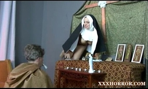 Nun angelica prones say no to arse about along to putrid