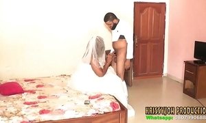 I drilled my nigerian previously to old hat modern unaffected by their way wedding day. (nollywood dealings movie) - nollyporn