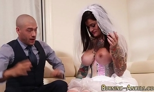 Dominate gabbling bride drilled