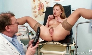 Viktorie perishable cunt gyno unseal testing at clinic