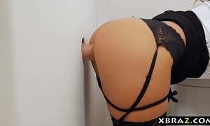 Big titted milf boss place gloryhole swell up plus have sex