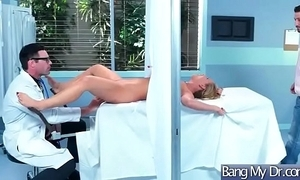 Doctor bourgeoning with reference to naughty sexy covering (cherie deville) video-11