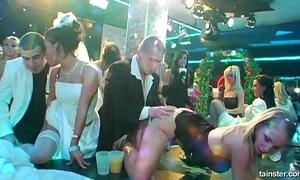 Elegant sweltering brides drag inflate chunky jocks everywhere focus on