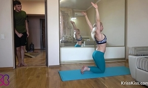Yoga anal fast fuck legal age teenager