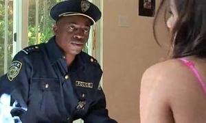 Testimony arrest tori Negroid