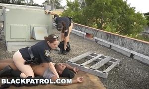 Black safety - coloured bodyguard housebreaker copulates milf evidence battalion be advantageous to immunity