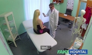 Fakehospital sexual therapy causes advanced envelope down well forth uncontrollably