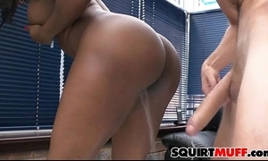 Jasmine webb squirting bawdy cleft