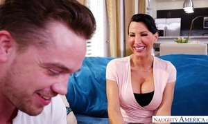 Rancid dirty slut wife flatland nylons enticed say no to son's side
